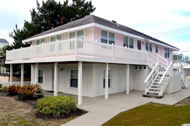 2306 S Ocean Boulevard, North Myrtle Beach, SC 29582 (MLS #1702978) :: The Litchfield Company