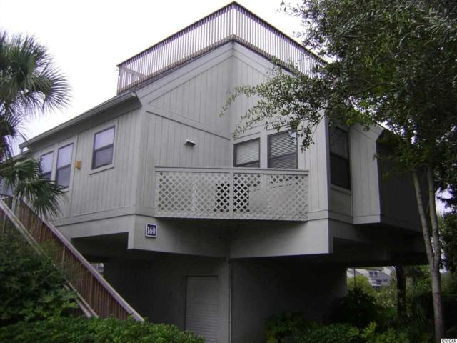 160 Oystercatcher Place, Pawleys Island, SC 29585 (MLS #1703609) :: Myrtle Beach Rental Connections
