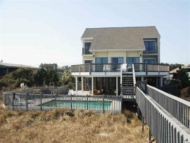 674 Parker Drive, Pawleys Island, SC 29585 (MLS #1704844) :: The Litchfield Company
