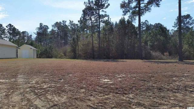 Lot 41 Dempsey Drive, Loris, SC 29569 (MLS #1705204) :: Myrtle Beach Rental Connections
