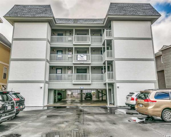 1213 S Ocean Blvd, Unit 302 #302, Surfside Beach, SC 29575 (MLS #1706136) :: James W. Smith Real Estate Co.