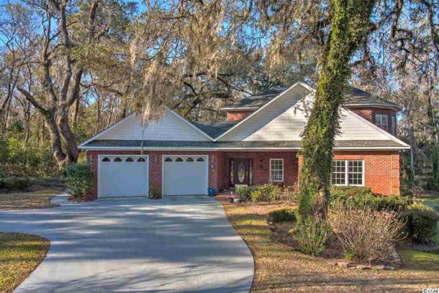 556 Old Waccamaw Drive, Pawleys Island, SC 29585 (MLS #1706565) :: James W. Smith Real Estate Co.
