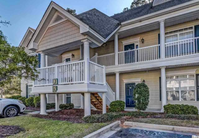 142 Scotch Broom Drive J 202, Little River, SC 29566 (MLS #1706865) :: The HOMES and VALOR TEAM