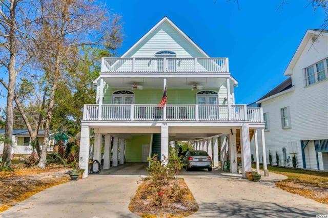 292 Cypress Avenue, Murrells Inlet, SC 29576 (MLS #1707260) :: The Litchfield Company