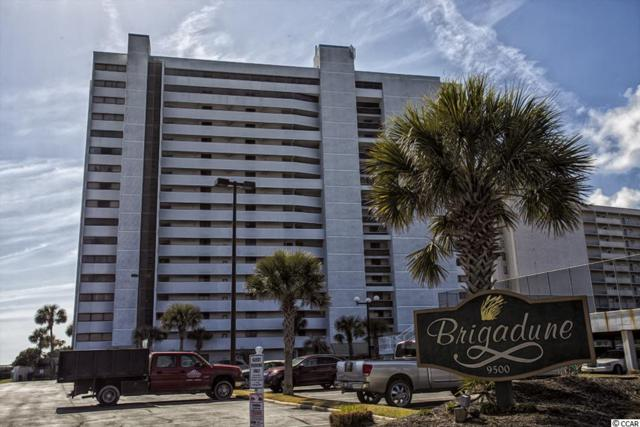 9500 Shore Drive 17-E, Myrtle Beach, SC 29572 (MLS #1707487) :: Trading Spaces Realty