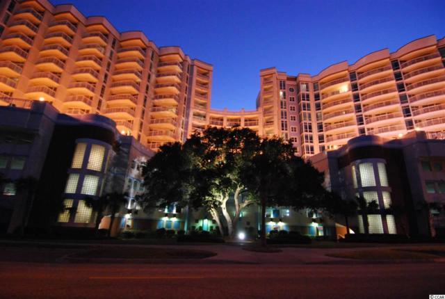 215 77th Avenue North #511, Myrtle Beach, SC 29572 (MLS #1707528) :: James W. Smith Real Estate Co.
