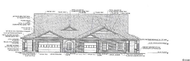 Lot 75 Misty Hammock Lane #75, Murrells Inlet, SC 29576 (MLS #1707816) :: Trading Spaces Realty