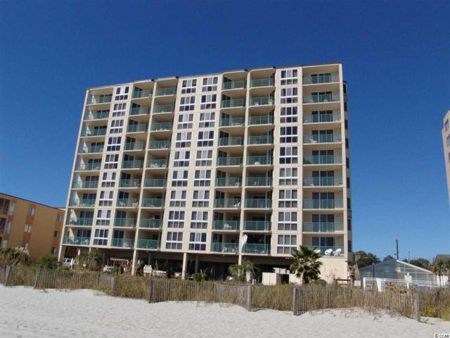 2507 S Ocean Blvd, North Myrtle Beach, SC 29582 (MLS #1707870) :: James W. Smith Real Estate Co.