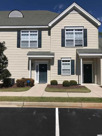 130 Scotchbroom Drive H-104, Little River, SC 29566 (MLS #1708073) :: James W. Smith Real Estate Co.