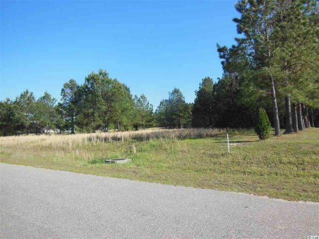 Lot 62 Long Lake Circle, Conway, SC 29527 (MLS #1708217) :: Myrtle Beach Rental Connections