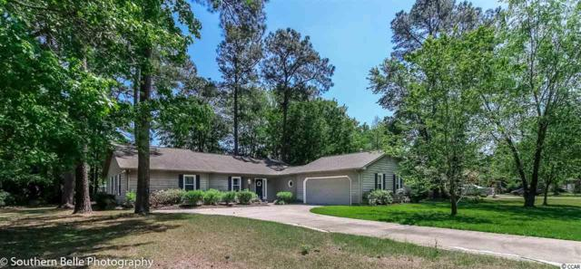 1 Sioux Trail, Myrtle Beach, SC 29588 (MLS #1709288) :: Trading Spaces Realty
