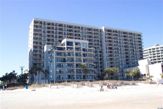 7200 N Ocean Blvd. #359, Myrtle Beach, SC 29572 (MLS #1709789) :: The Hoffman Group