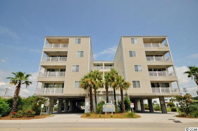 4604 S Ocean Blvd 4A, North Myrtle Beach, SC 29582 (MLS #1710174) :: The Litchfield Company
