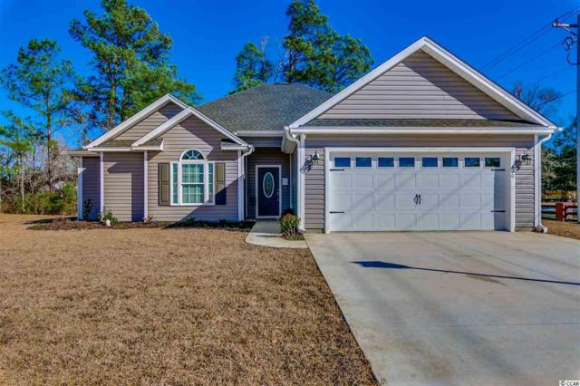 260 Macarthur Dr., Conway, SC 29527 (MLS #1710230) :: Myrtle Beach Rental Connections