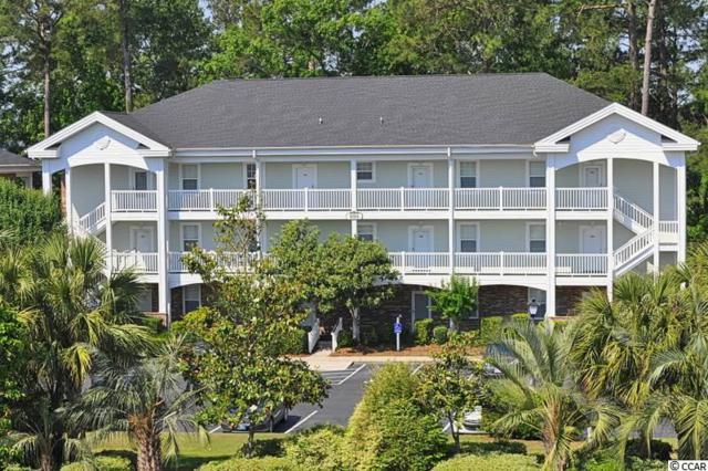694 Riverwalk Drive #302, Myrtle Beach, SC 29579 (MLS #1710673) :: James W. Smith Real Estate Co.