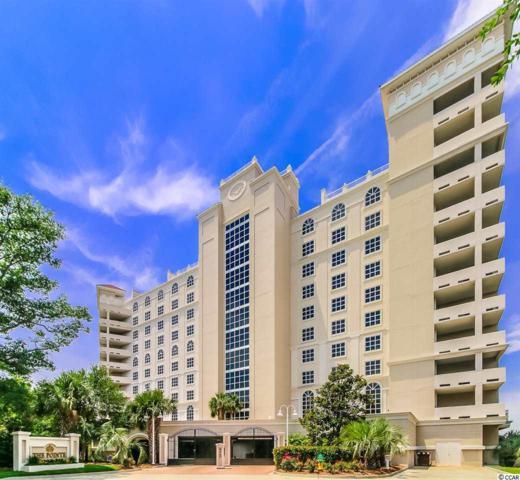 9547 Edgerton Drive #703, Myrtle Beach, SC 29577 (MLS #1710747) :: James W. Smith Real Estate Co.