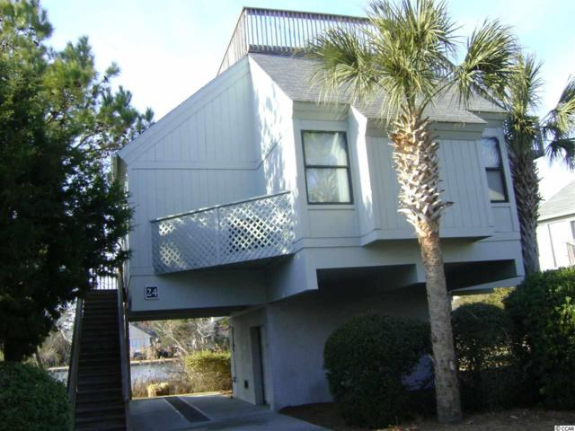 24 Riptide Lane, Pawleys Island, SC 29585 (MLS #1711066) :: James W. Smith Real Estate Co.