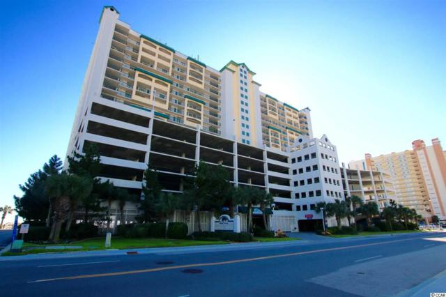 201 S Ocean Blvd #404, North Myrtle Beach, SC 29582 (MLS #1711208) :: Trading Spaces Realty