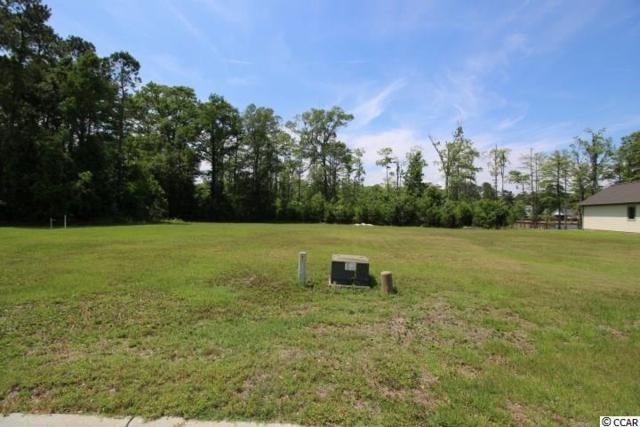West Oak Circle, Myrtle Beach, SC 29588 (MLS #1711235) :: The Litchfield Company