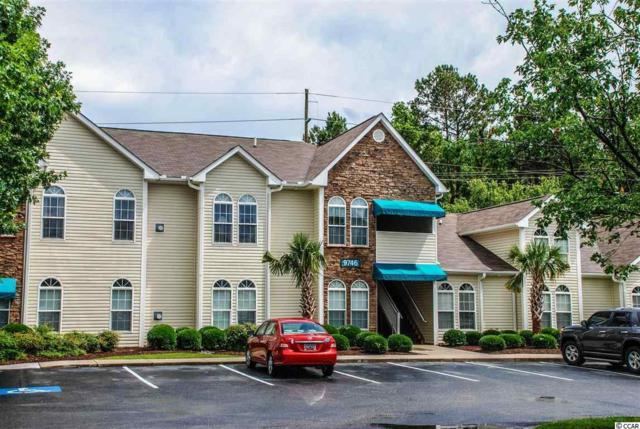 9746-06 Leyland Drive 9746-06, Myrtle Beach, SC 29572 (MLS #1712202) :: James W. Smith Real Estate Co.