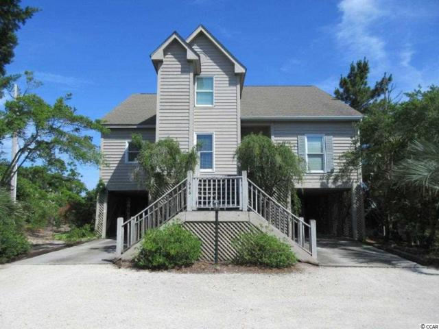 646 Parker Drive, Pawleys Island, SC 29585 (MLS #1712494) :: The Litchfield Company