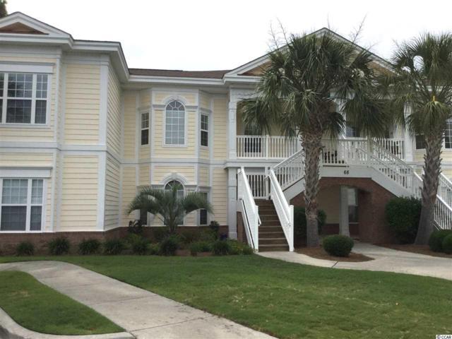 68 Tern Place #101, Pawleys Island, SC 29585 (MLS #1713102) :: James W. Smith Real Estate Co.