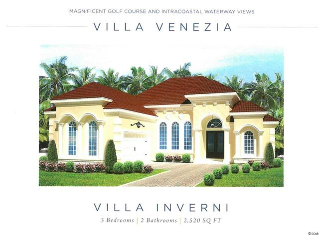 9435 Venezia Circle, Myrtle Beach, SC 29579 (MLS #1713216) :: The HOMES and VALOR TEAM