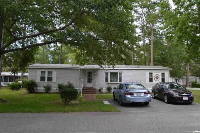 796 Jensen Dr. South, Garden City Beach, SC 29576 (MLS #1713350) :: The HOMES and VALOR TEAM