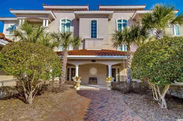 8625 San Marcello Drive Ph 9-301, Myrtle Beach, SC 29572 (MLS #1713438) :: The HOMES and VALOR TEAM