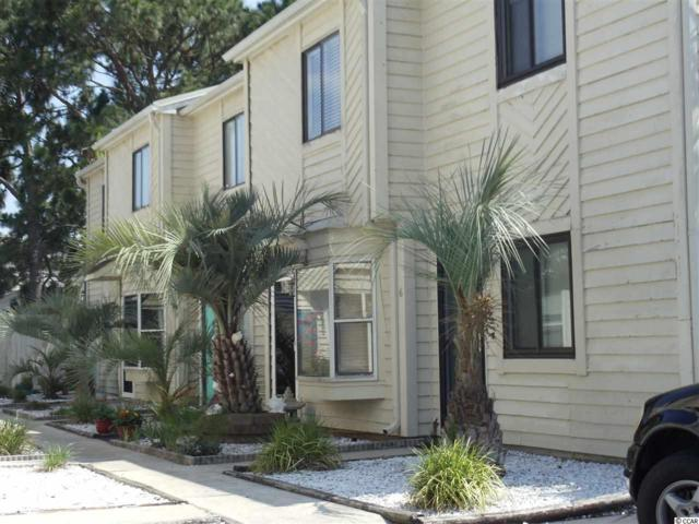 1609 Madison Dr #7, North Myrtle Beach, SC 29582 (MLS #1713504) :: The Lead Team - 843 Realtor
