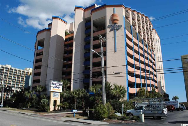 6804 N Ocean Blvd. #1627, Myrtle Beach, SC 29577 (MLS #1713639) :: The Hoffman Group
