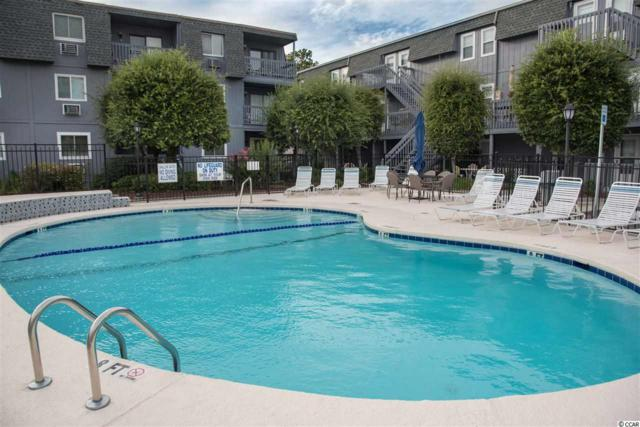 210 28th Ave S #3, Myrtle Beach, SC 29577 (MLS #1713709) :: The HOMES and VALOR TEAM