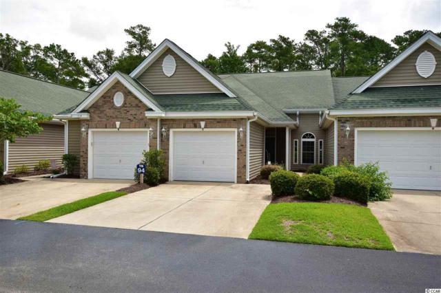 719 Pinehurst Lane 94C, Pawleys Island, SC 29585 (MLS #1713714) :: James W. Smith Real Estate Co.