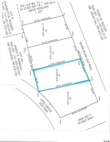 TBD-Lot C River Rd, Little River, SC 29566 (MLS #1713725) :: Myrtle Beach Rental Connections
