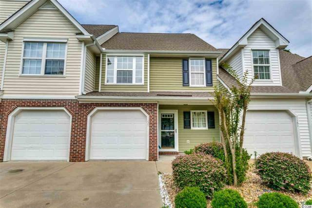 1157 Stanton Place #1157, Myrtle Beach, SC 29579 (MLS #1713728) :: The HOMES and VALOR TEAM