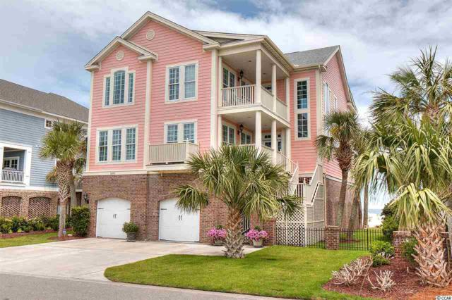 1271 Norris Drive, Pawleys Island, SC 29585 (MLS #1713737) :: The Litchfield Company