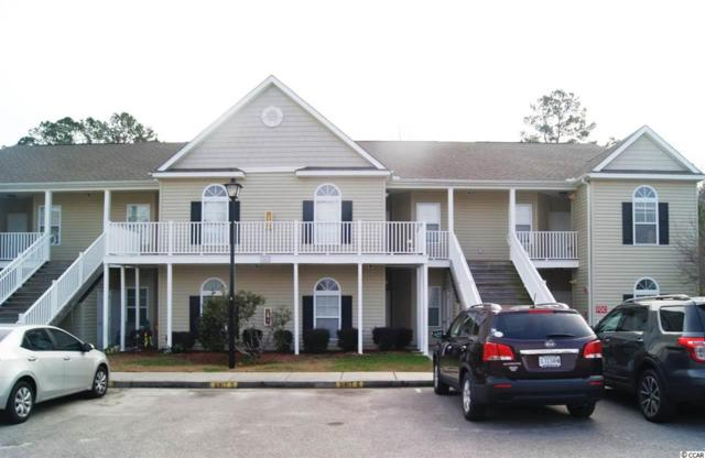 200 Port Smith Dr. 12-8, Myrtle Beach, SC 29588 (MLS #1713776) :: The HOMES and VALOR TEAM