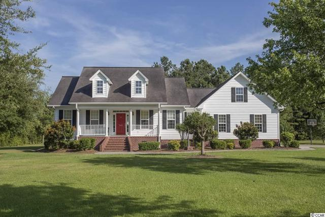 3628 Long Avenue Ext., Conway, SC 29526 (MLS #1713805) :: The HOMES and VALOR TEAM