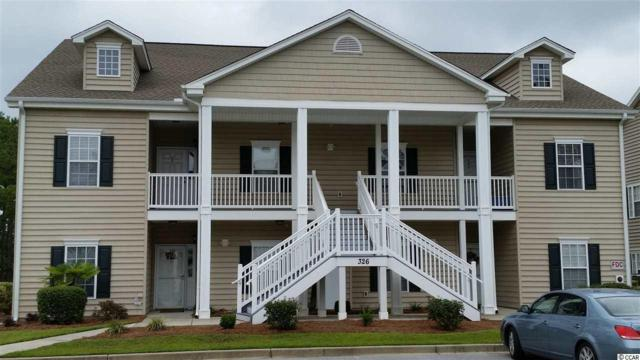 326 Black Oak Lane #202, Murrells Inlet, SC 29576 (MLS #1713821) :: The Hoffman Group