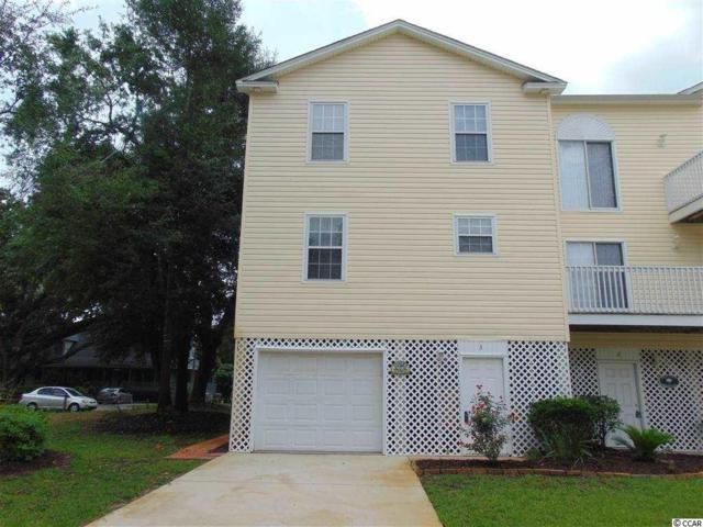 312 S Willow Drive #301, Surfside Beach, SC 29575 (MLS #1713830) :: The HOMES and VALOR TEAM