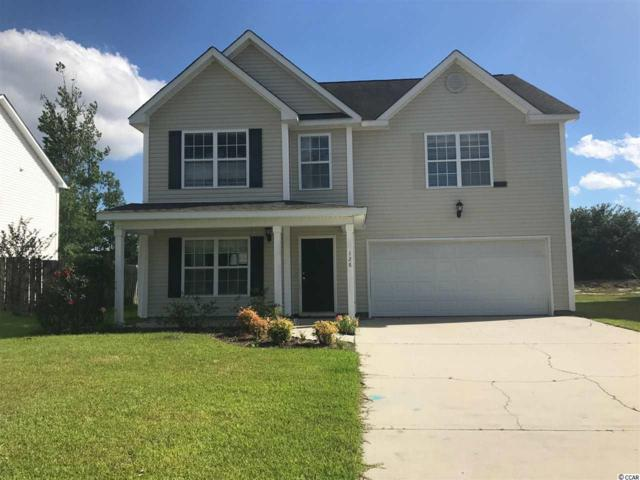 128 Molinia Drive, Murrells Inlet, SC 29576 (MLS #1713839) :: The Hoffman Group