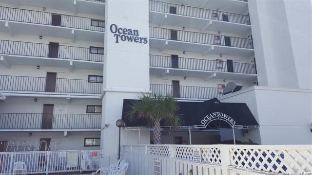 4311 S Ocean Blvd #502, North Myrtle Beach, SC 29582 (MLS #1713897) :: The Lead Team - 843 Realtor