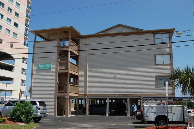 2009 S Ocean Blvd #306, North Myrtle Beach, SC 29582 (MLS #1713903) :: The Lead Team - 843 Realtor