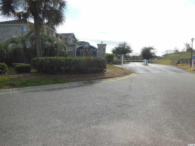 4520 N Plantation Harbour Drive F-8, Little River, SC 29566 (MLS #1713907) :: The Hoffman Group