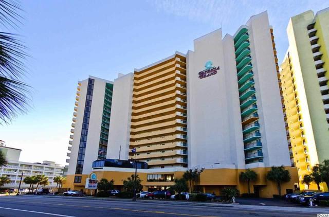 2710 N Ocean Blvd. #838, Myrtle Beach, SC 29577 (MLS #1713980) :: The Hoffman Group