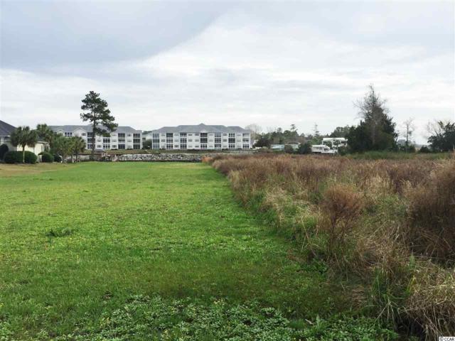 Parcel B-1 Old Sanders Drive, Little River, SC 29566 (MLS #1713981) :: The Hoffman Group