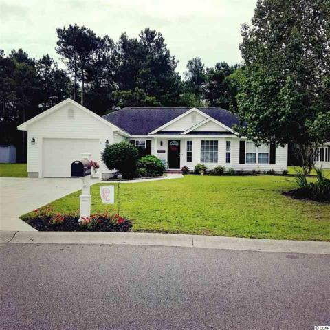 718 Drawbridge Drive, Conway, SC 29526 (MLS #1713987) :: The Hoffman Group