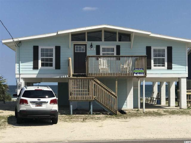 813 S Waccamaw Drive, Garden City Beach, SC 29576 (MLS #1713989) :: The Hoffman Group