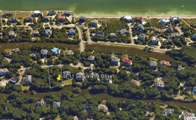 Lot 11 Sea Island Drive, Georgetown, SC 29440 (MLS #1714529) :: James W. Smith Real Estate Co.
