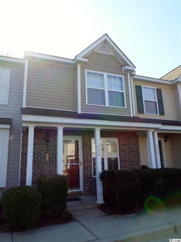 808 Wilshire Lane #808, Murrells Inlet, SC 29576 (MLS #1714754) :: James W. Smith Real Estate Co.